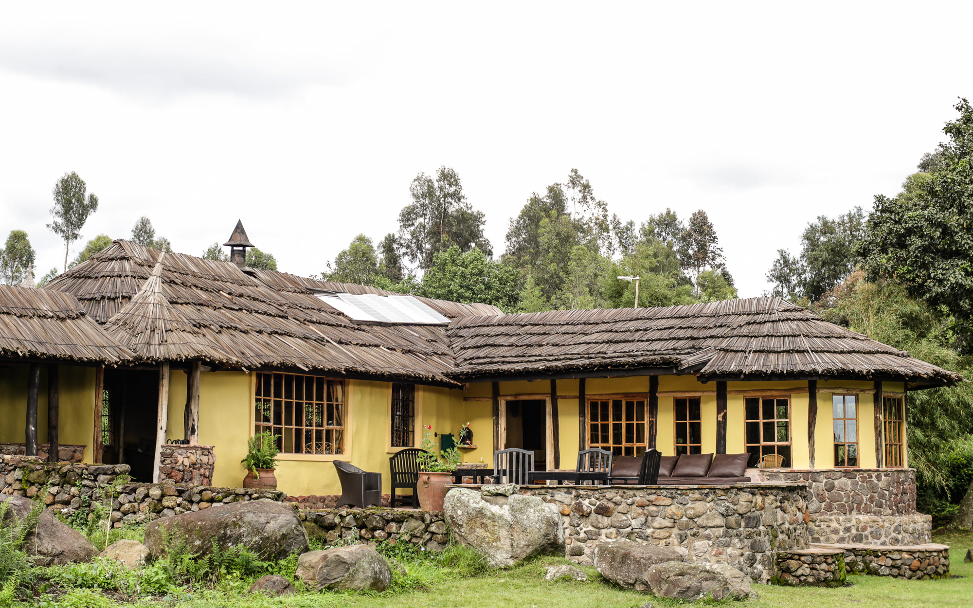 Mount Gahinga Lodge