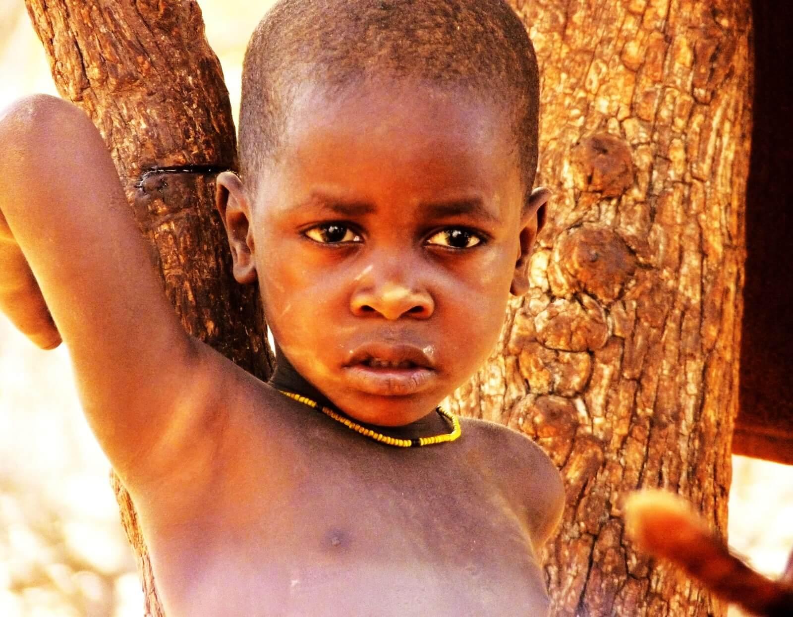 Die Himbas