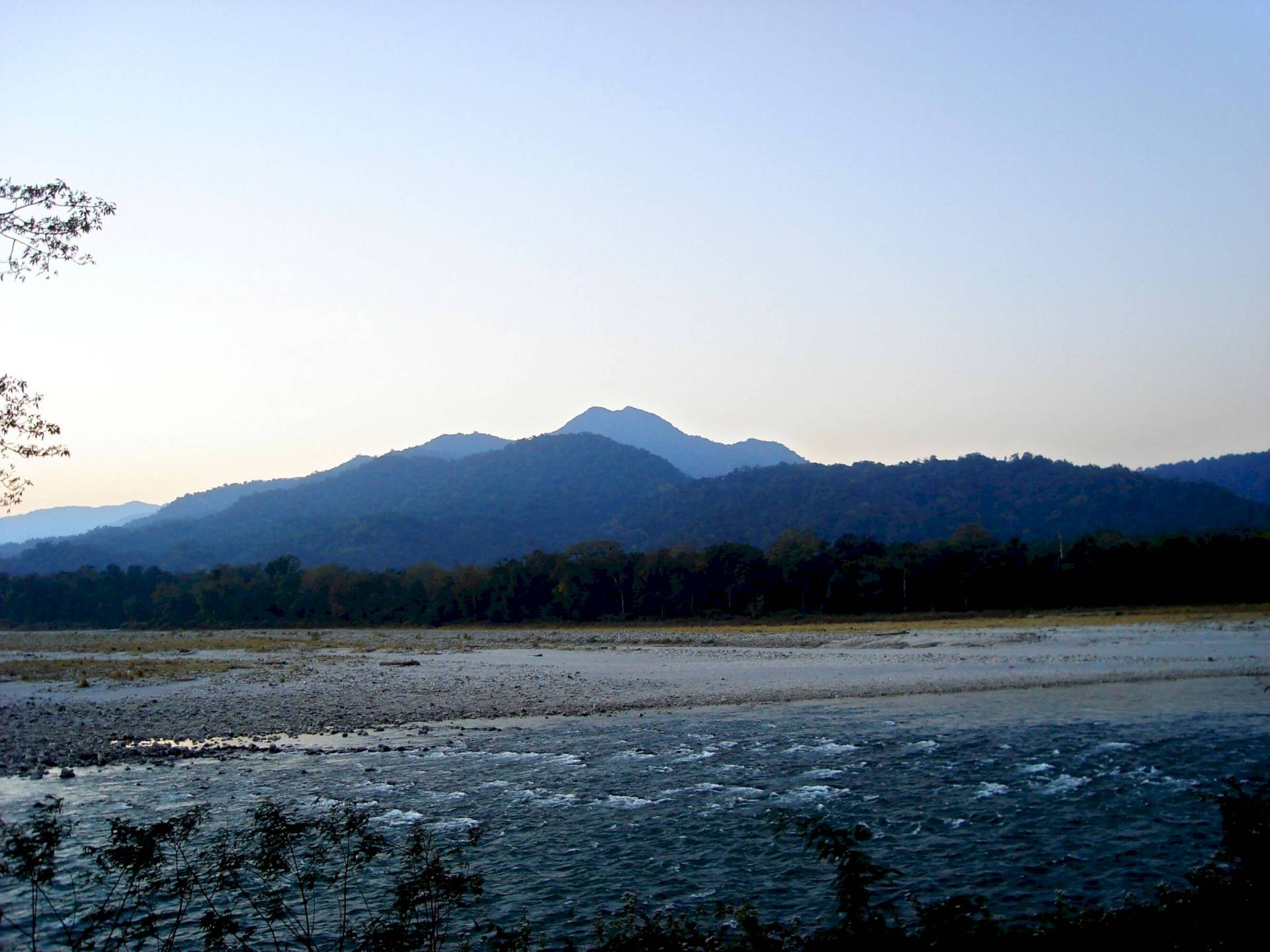 Manas-Nationalpark