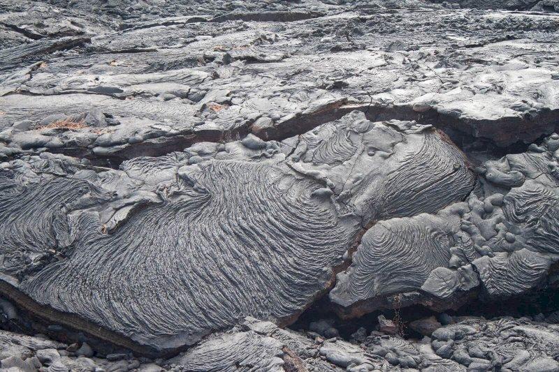Wunderschöne Vulkanlandschaft