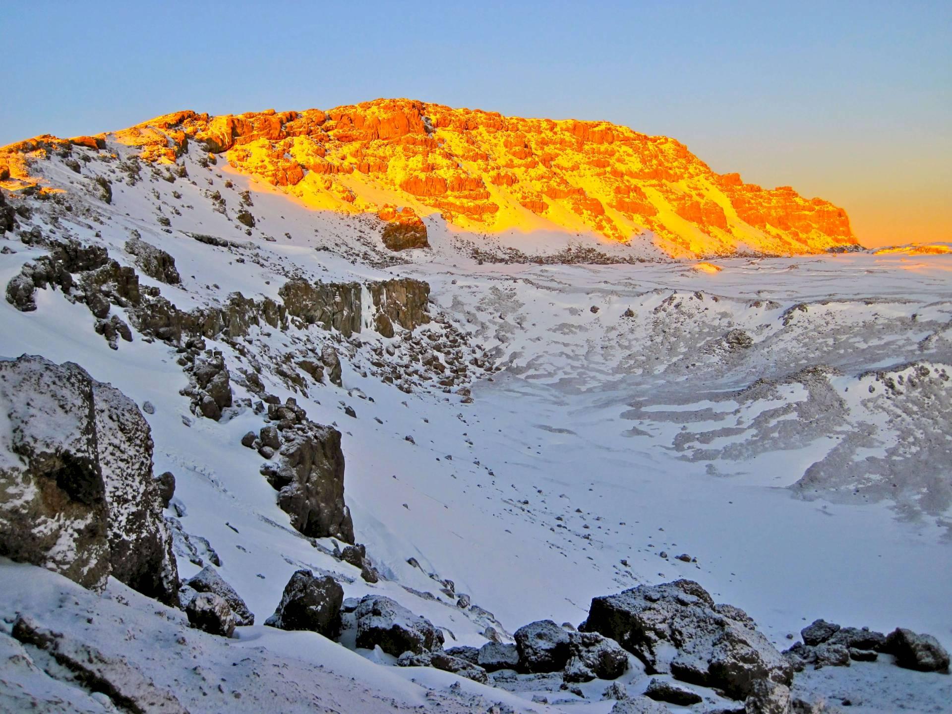 Kilimanjaro-Rongai