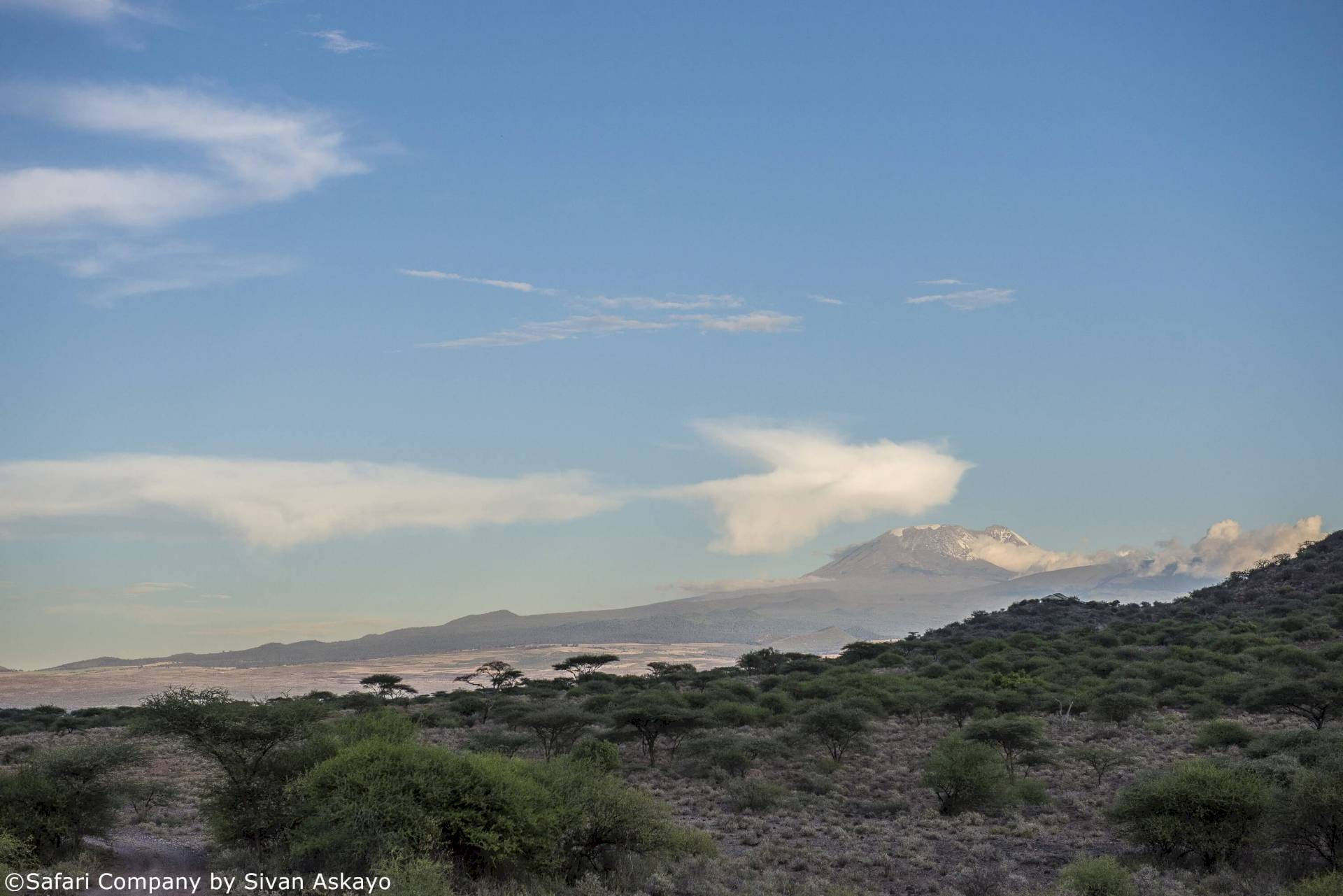Kilimanjaro-West