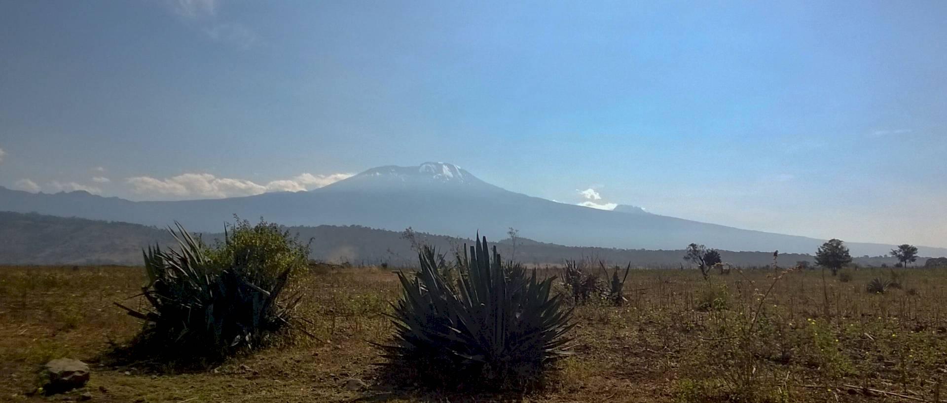 Kilimanjaro-Lemosho
