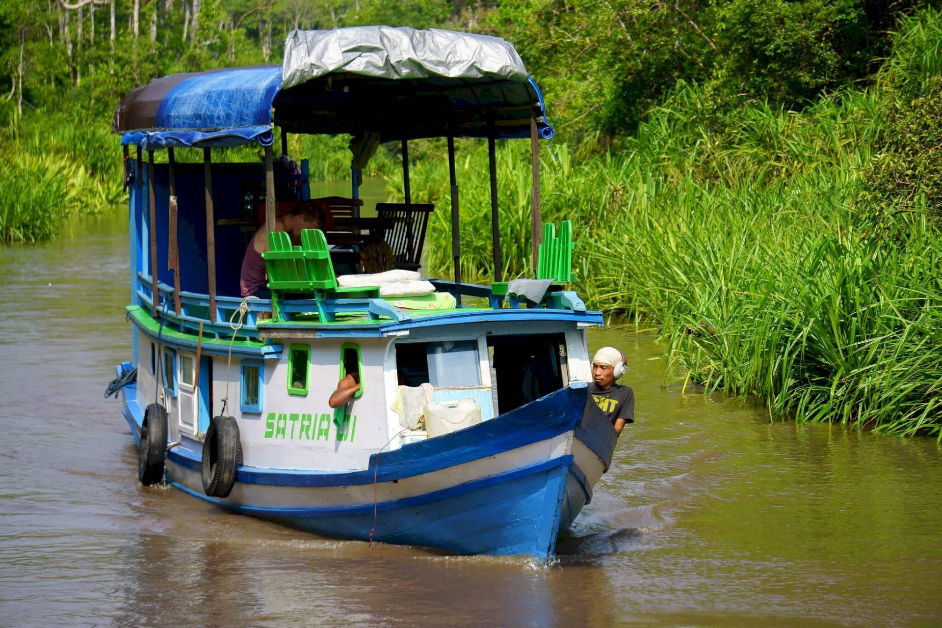 Tanjung Puting-Nationalpark