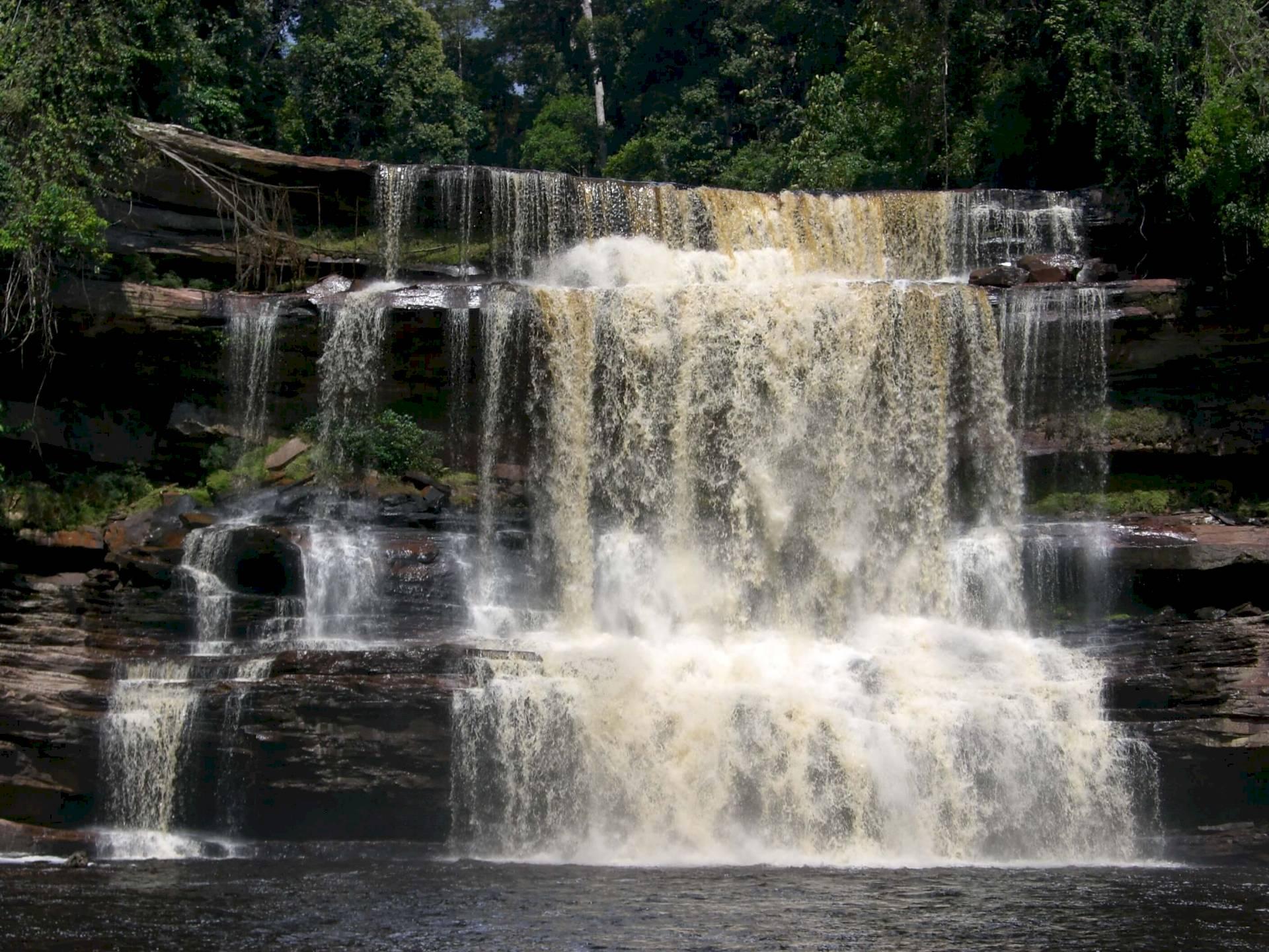 Maliau-Becken