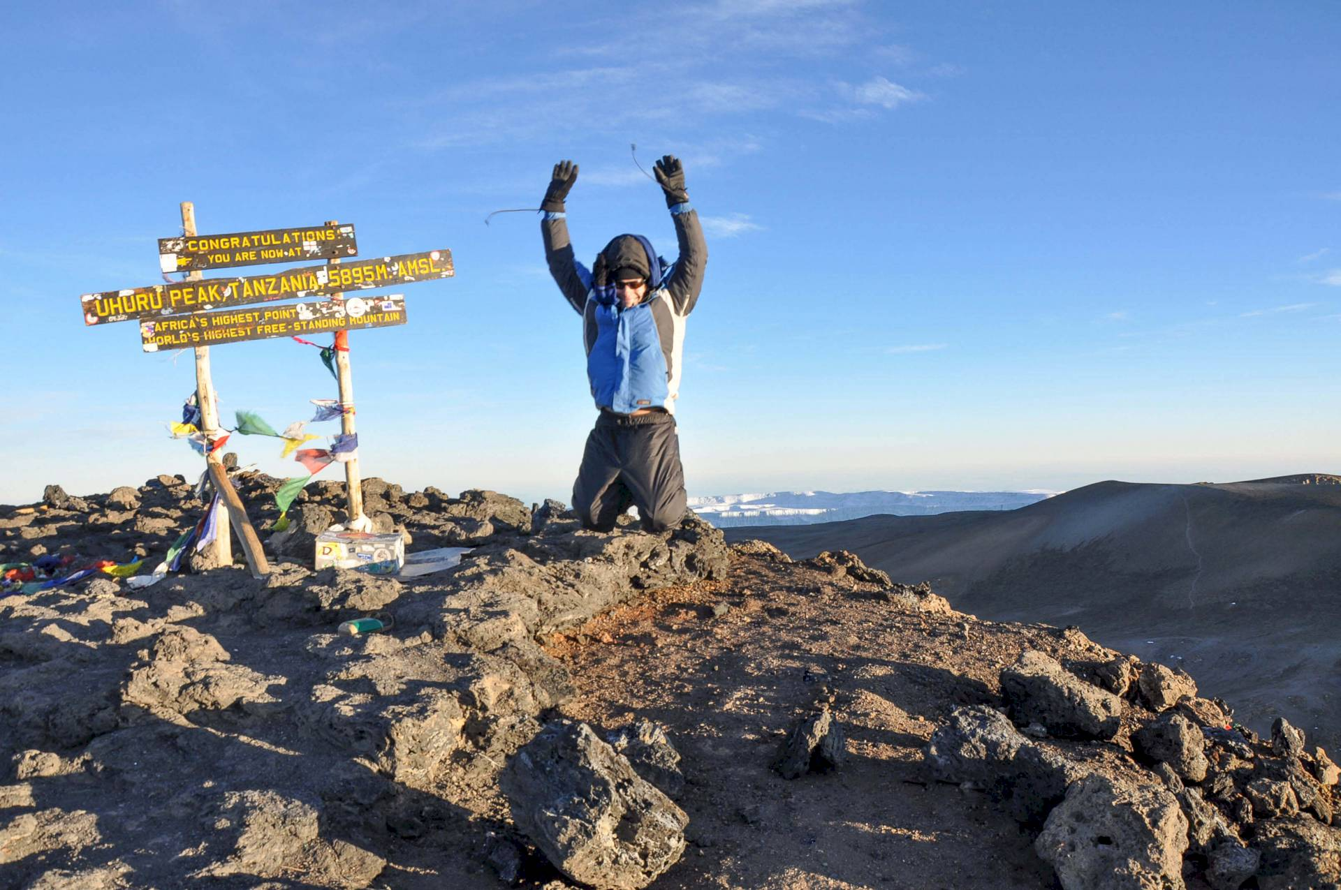Kilimanjaro-Machame