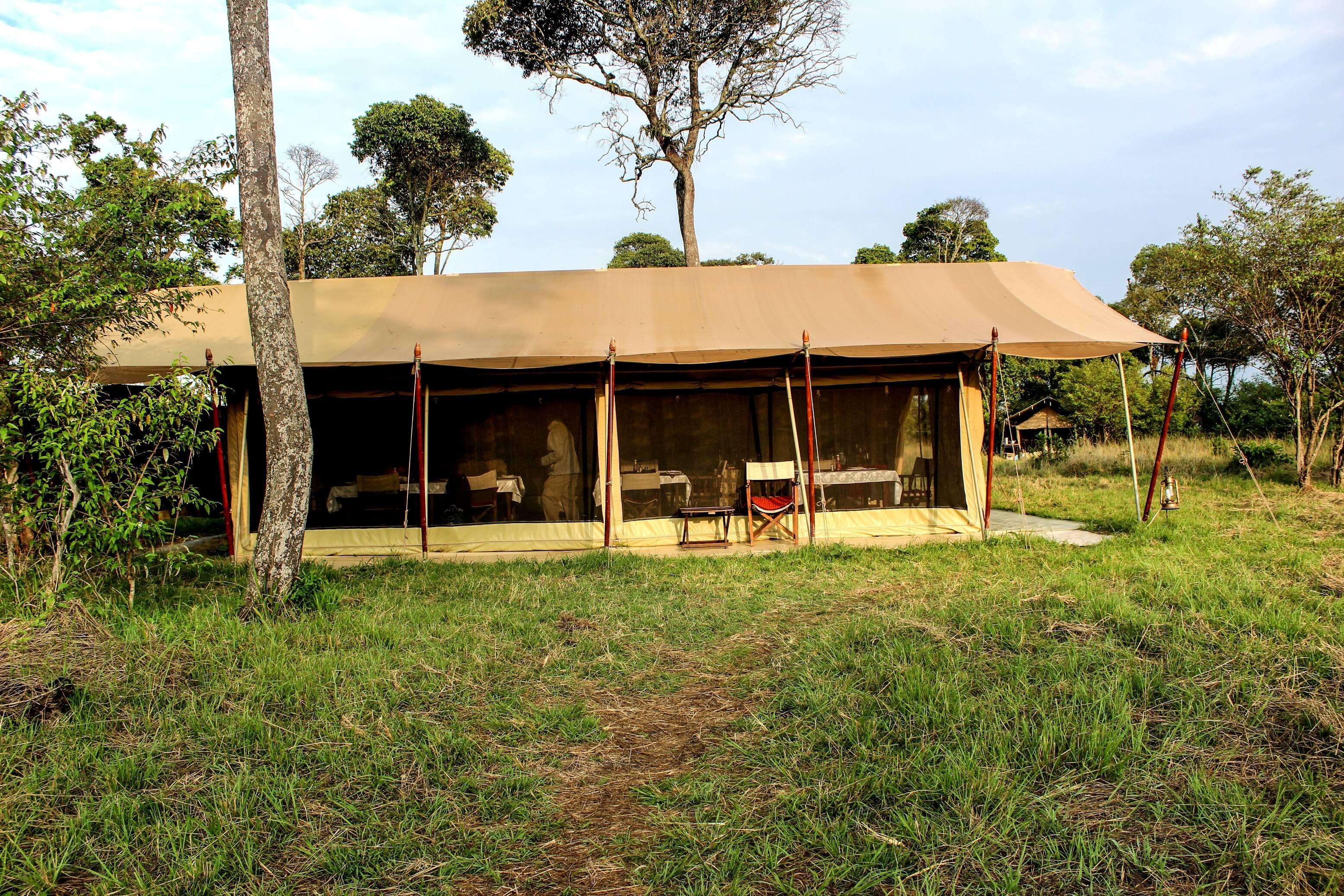 Serengeti Savannah Camp