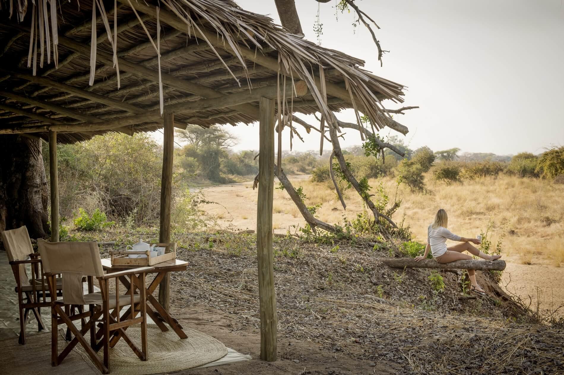 Nomad Kigelia Camp