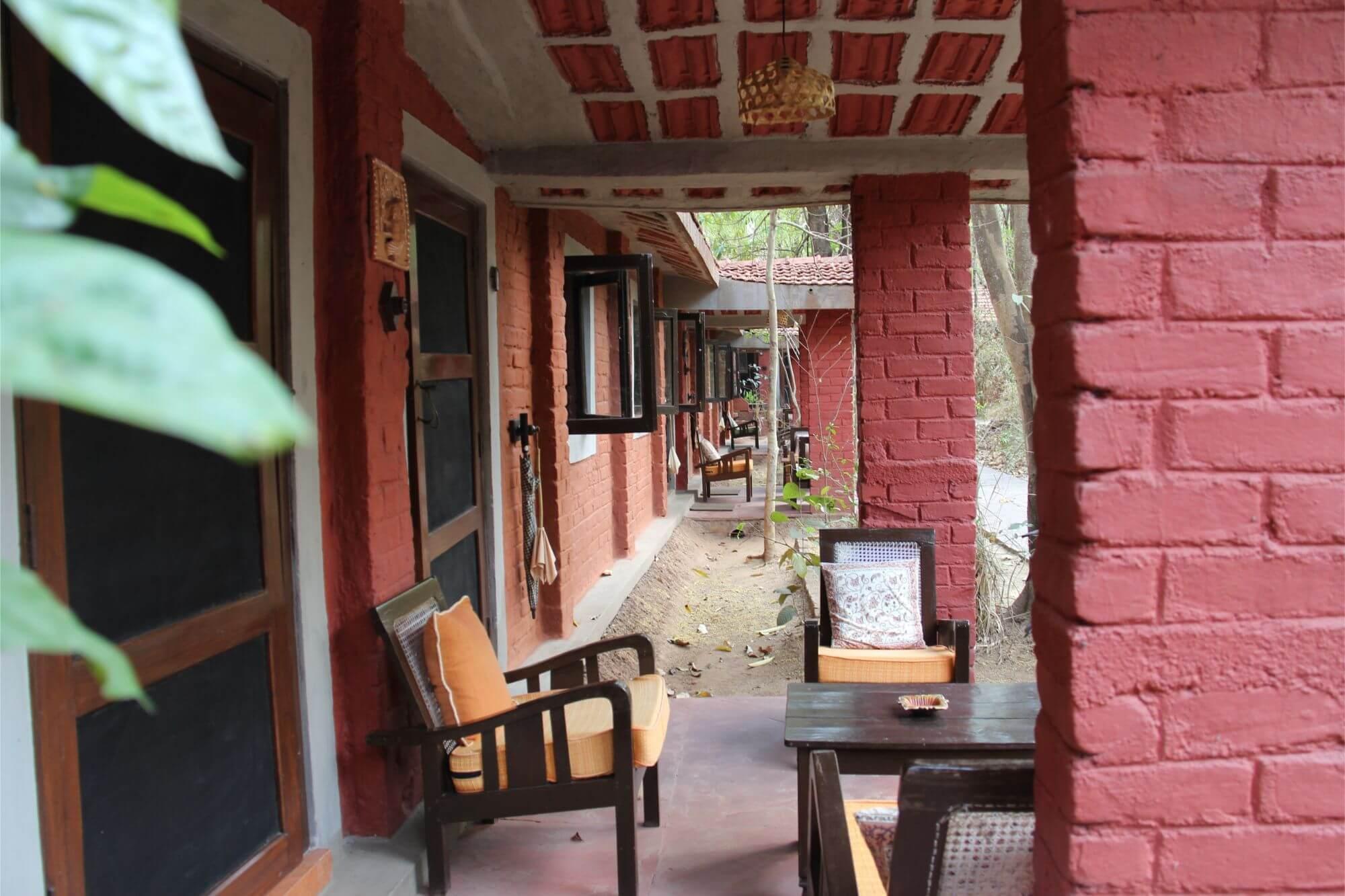 Kanha Jungle Lodge
