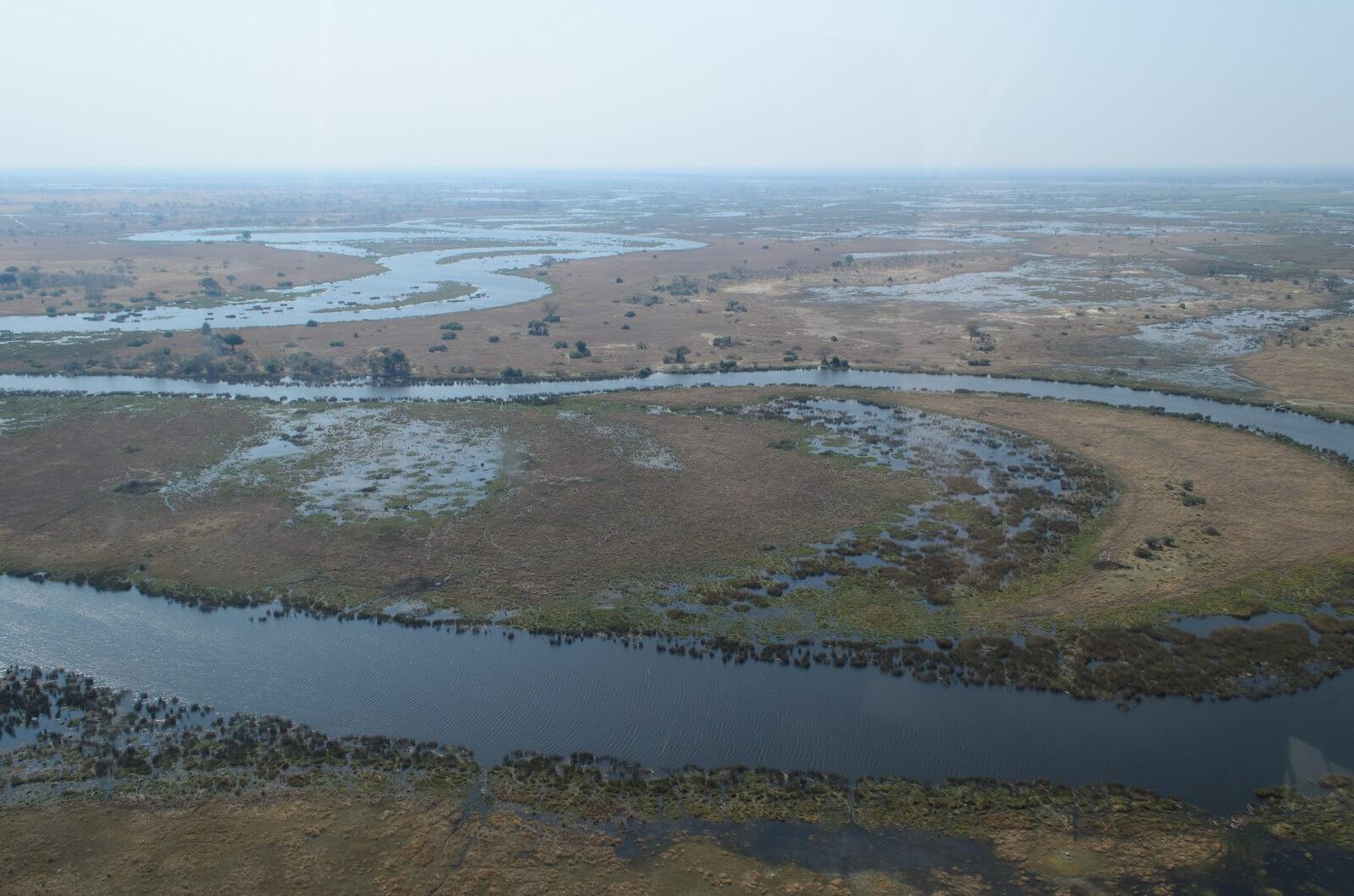 Okavango-Osten
