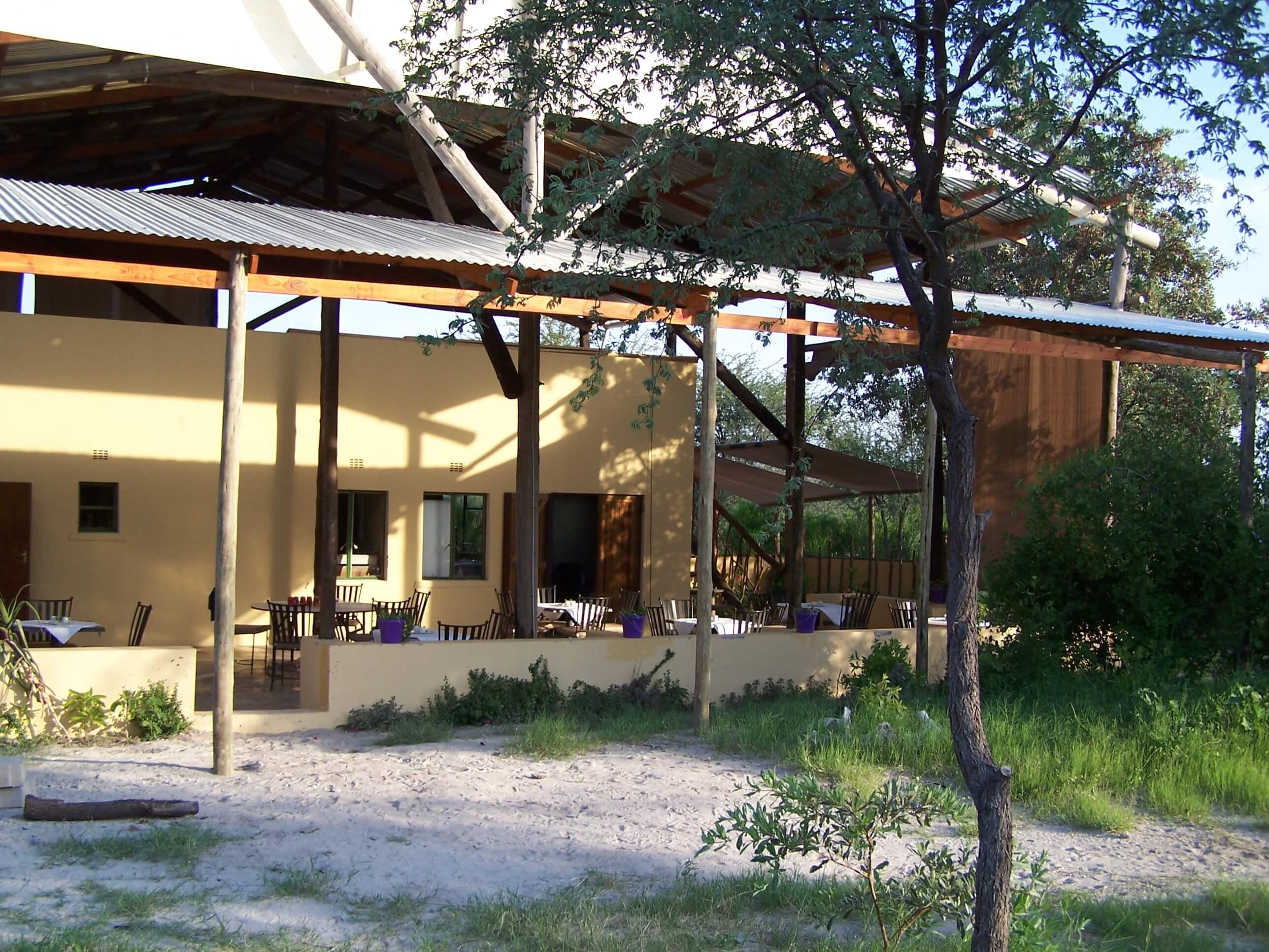 Tiaan's Camp