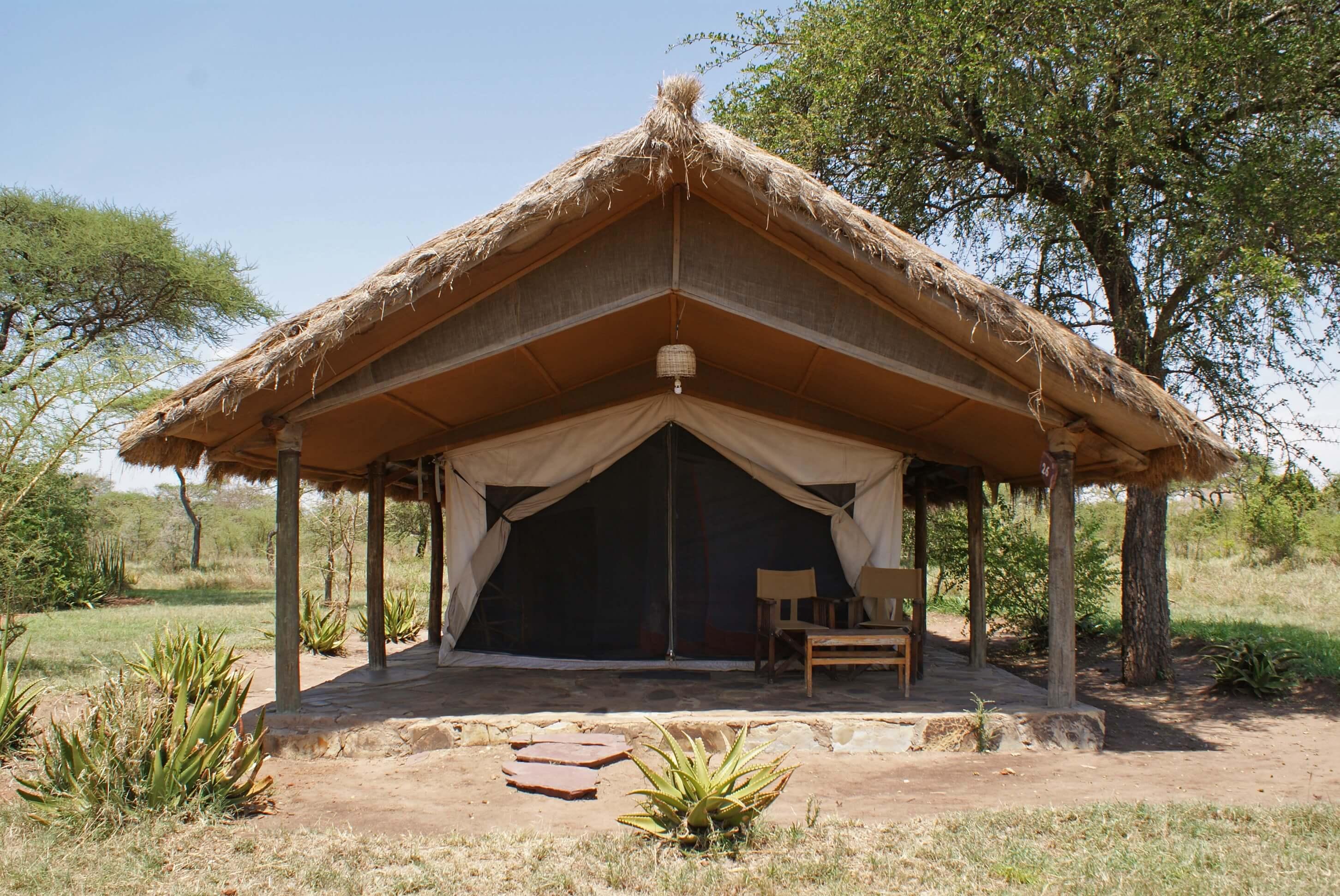 Ikoma Tented Camp