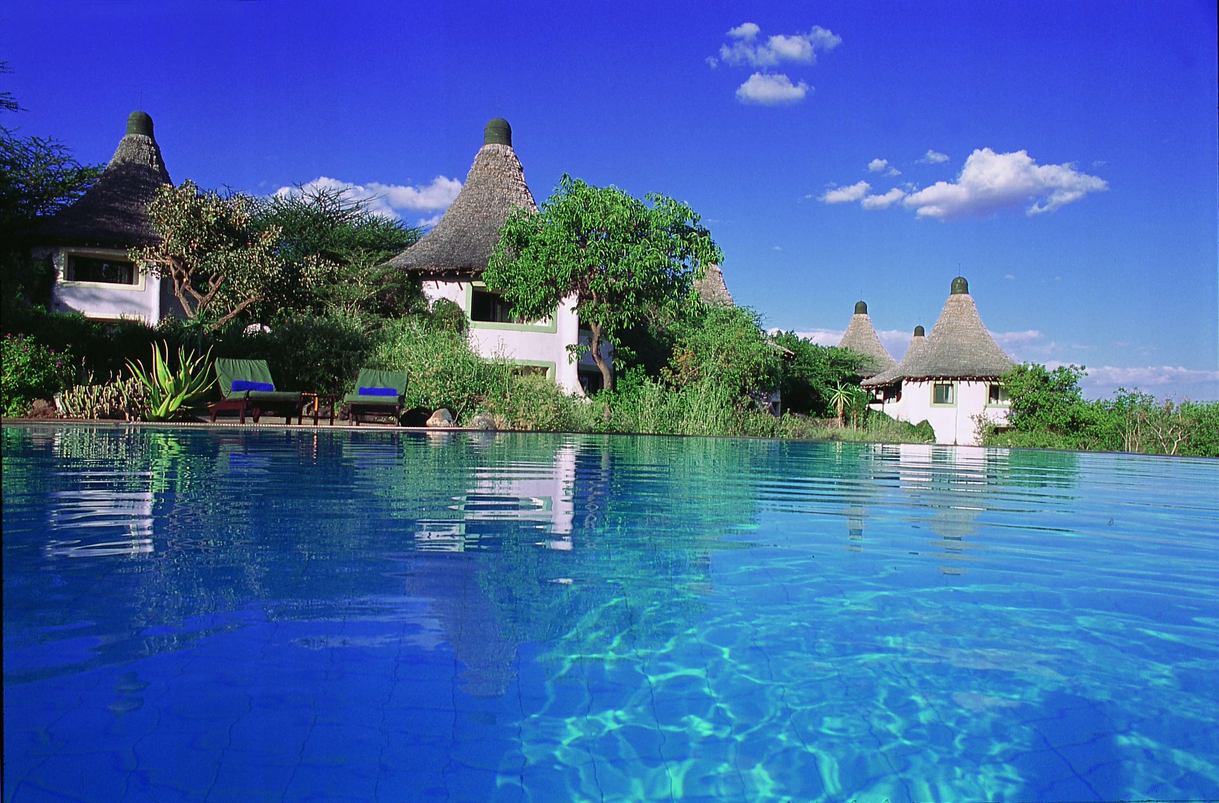 Serena Manyara Lodge