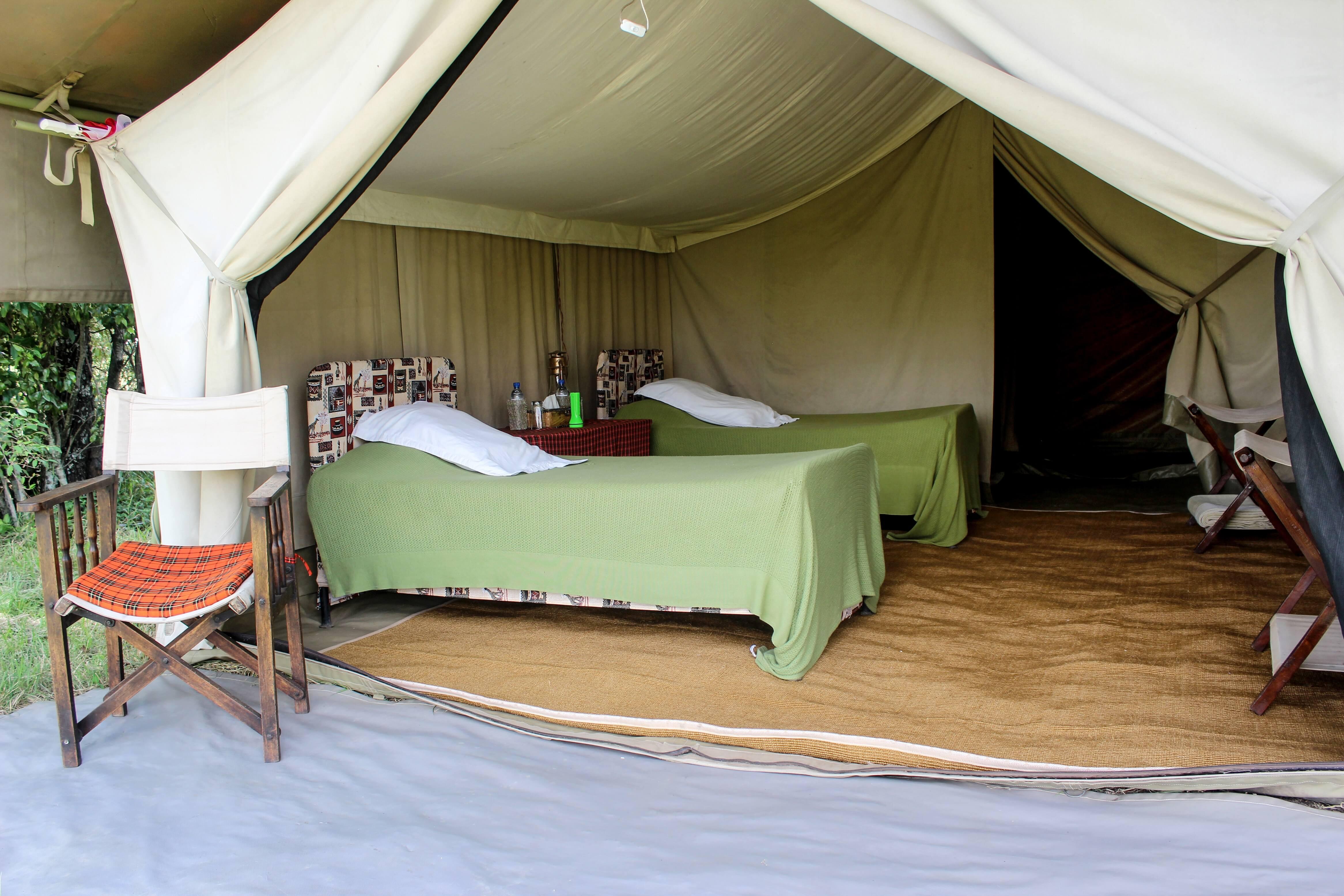 Serengeti Savannah Camp Kogatende