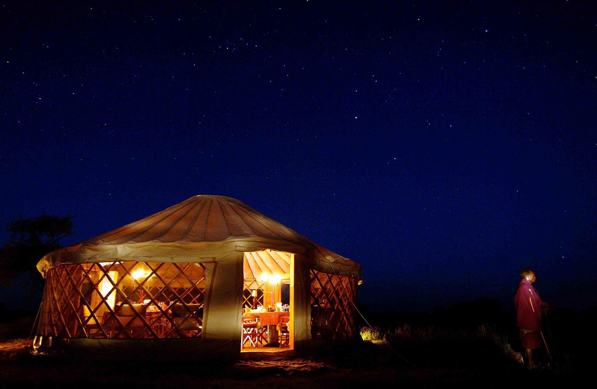 Nduara Loliondo Camp