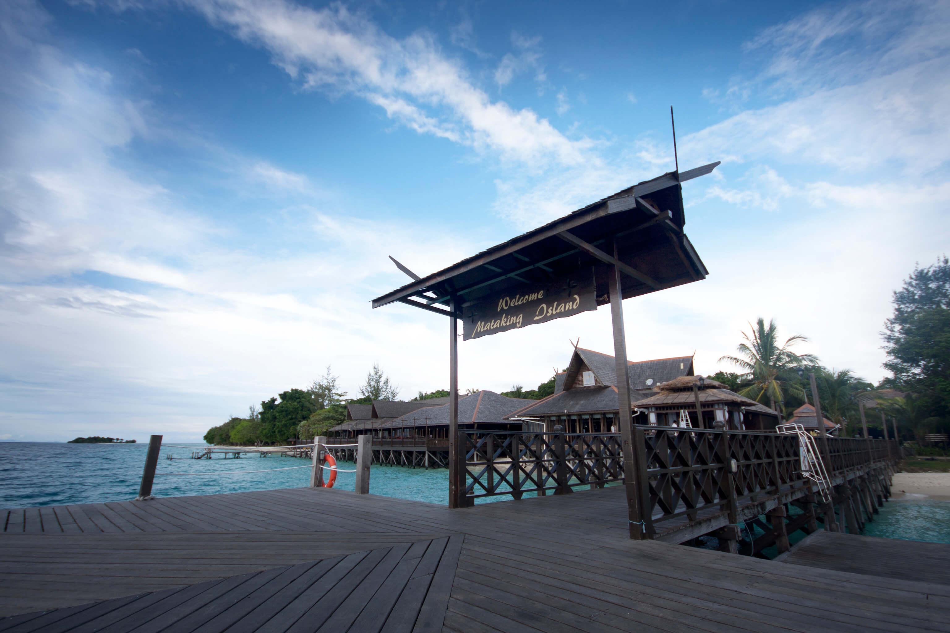 Pulau Matakin