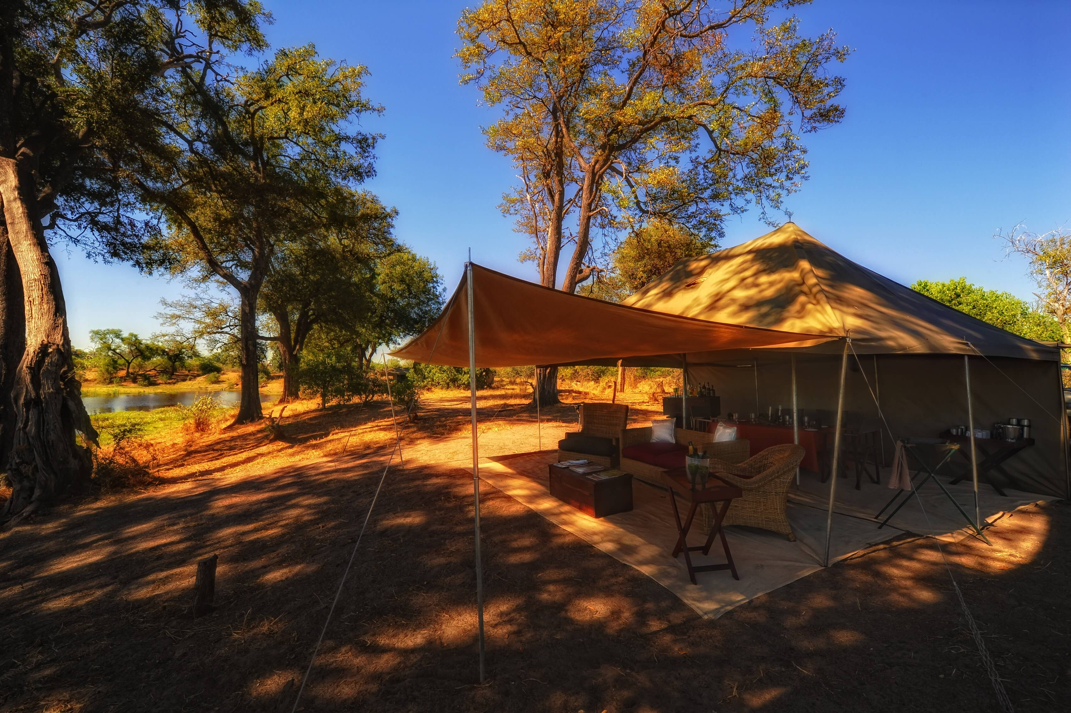 Saile Tented Camp