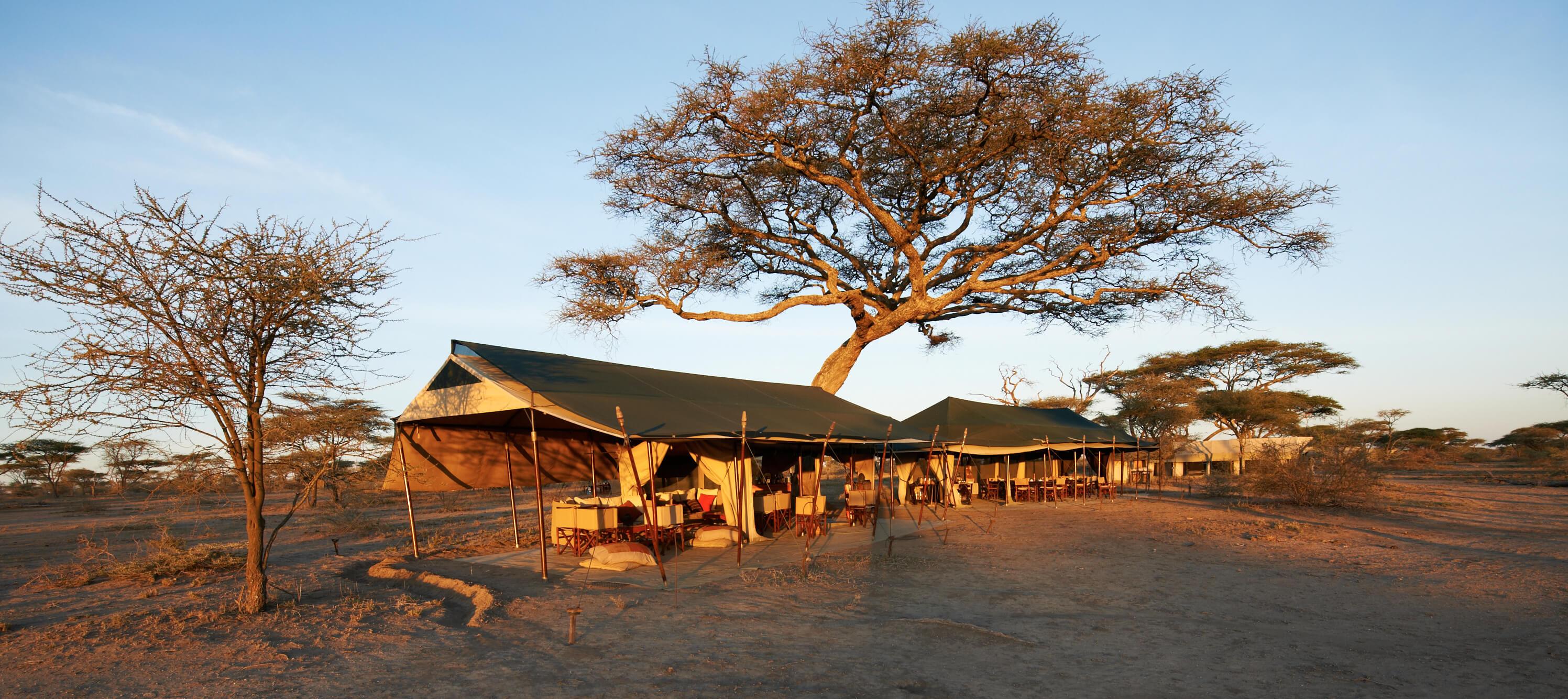 Olakira Ndutu Camp
