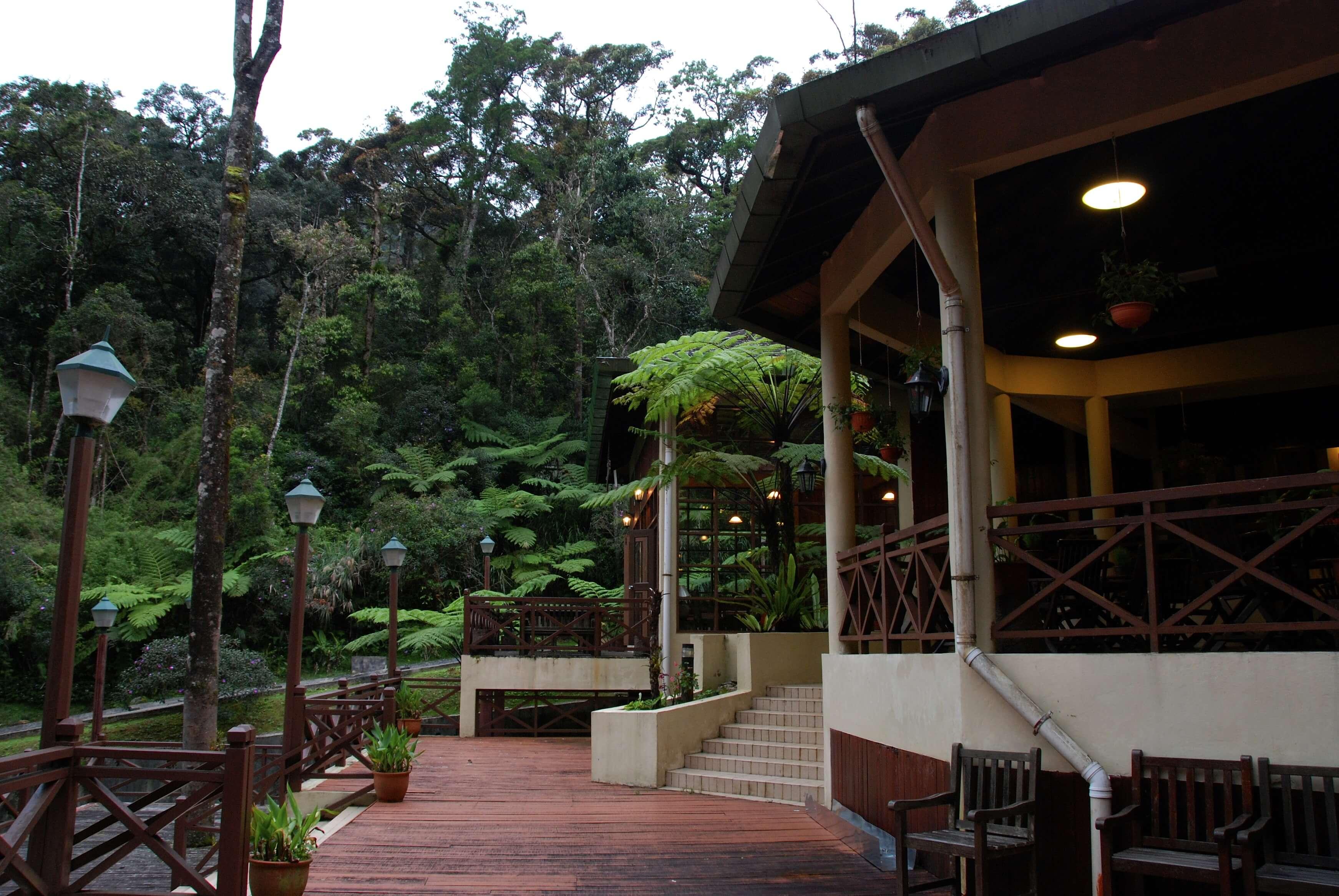 Melisau Nature Resort