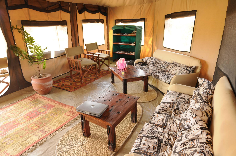 Kirurumu Serengeti Camp Ndutu