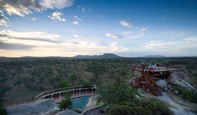 Serengeti Wildlife Lodge