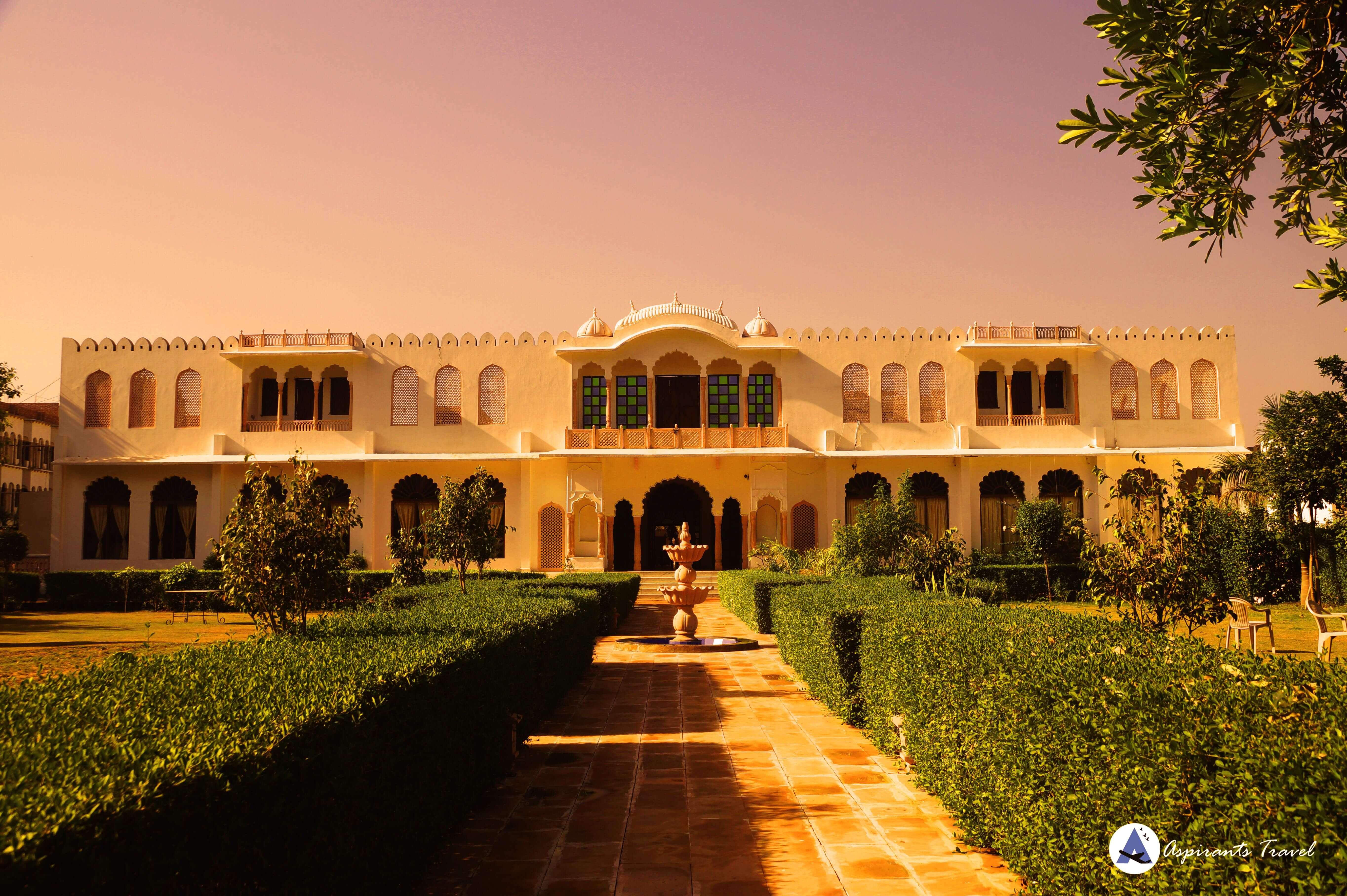 Surya Vilas Palace