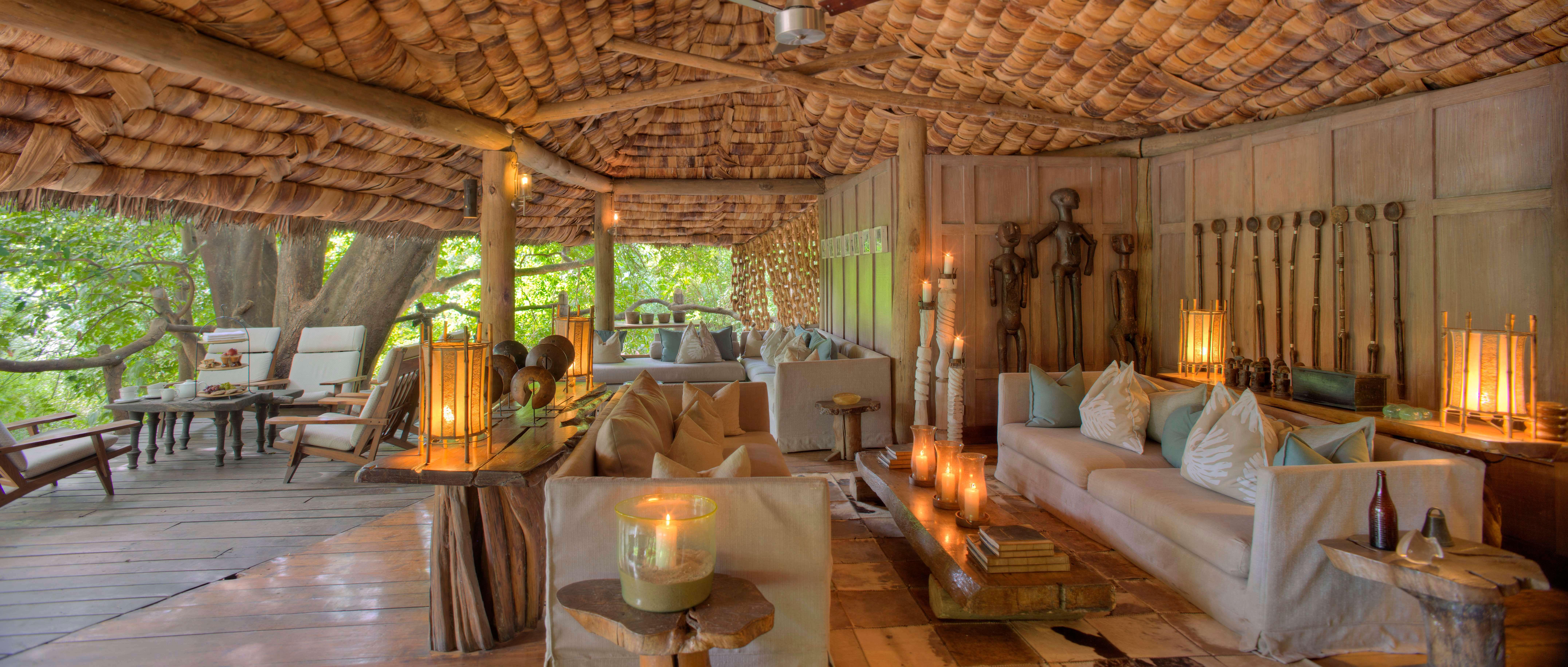 & Beyond Lake Manyara Tree Lodge