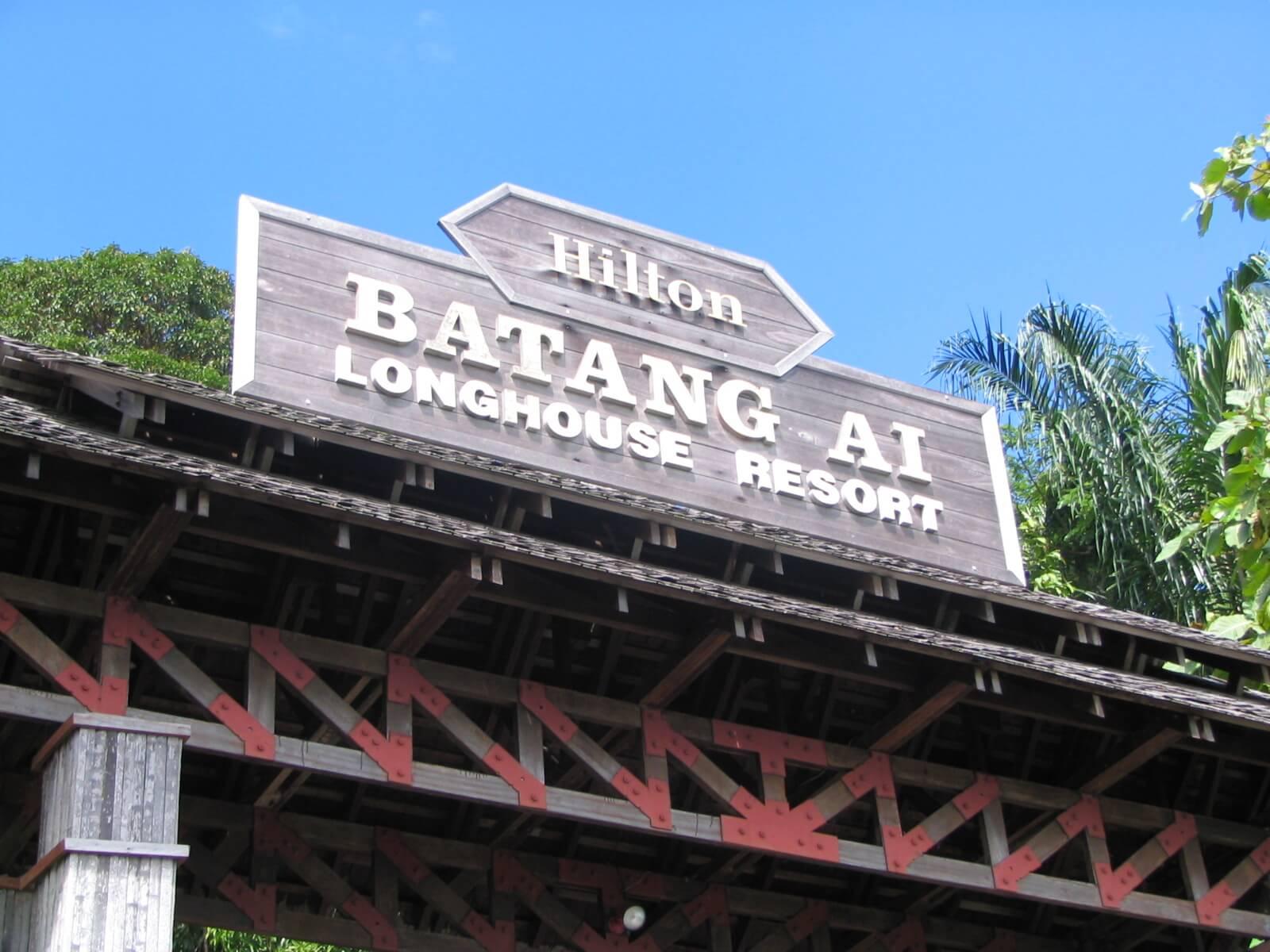 Hilton Batang Ai