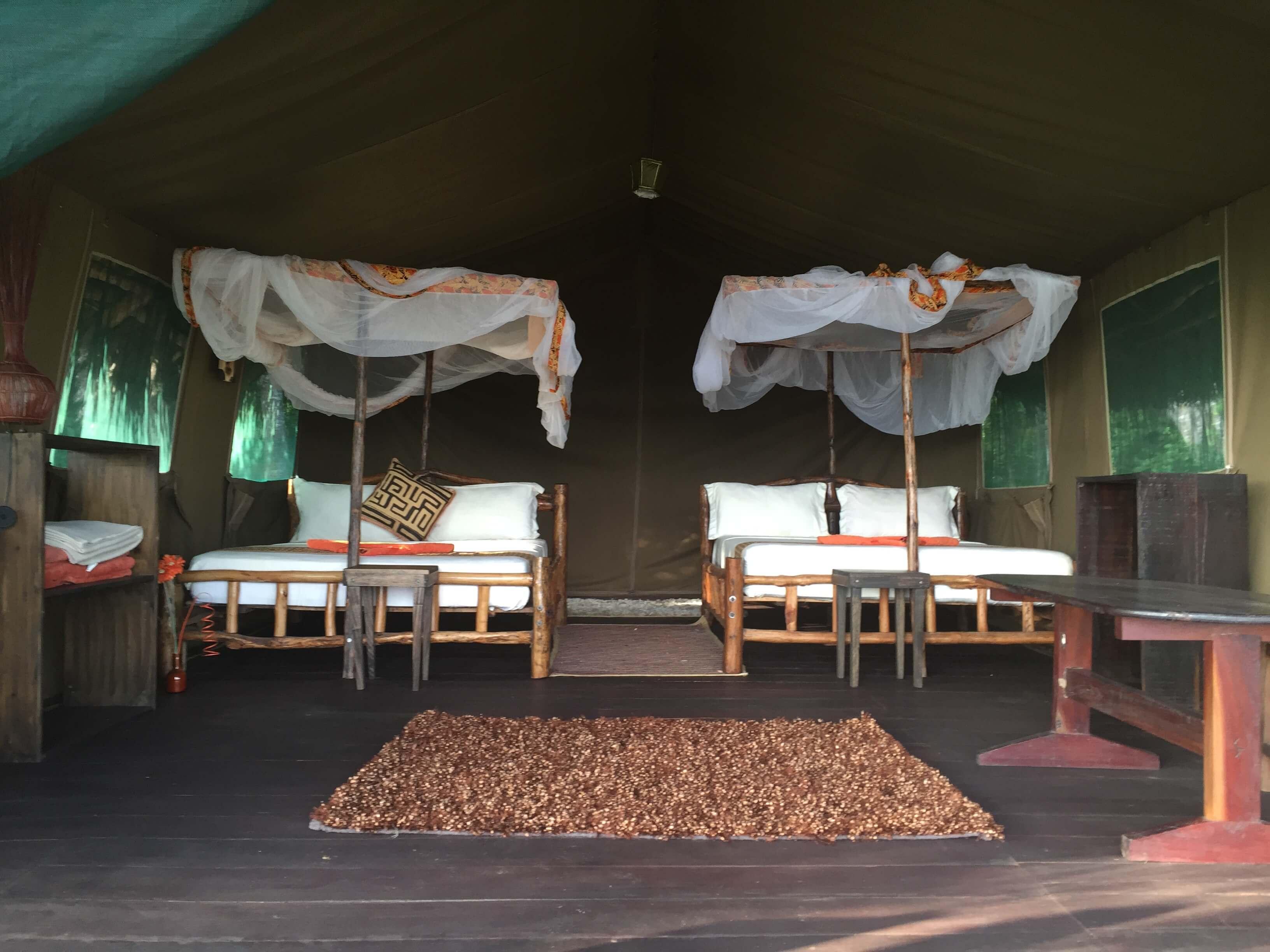 Selous Butembo Lodge