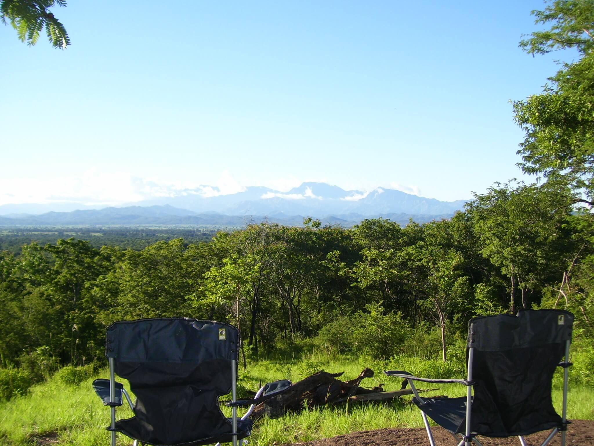 Mbega Kisaki Camp