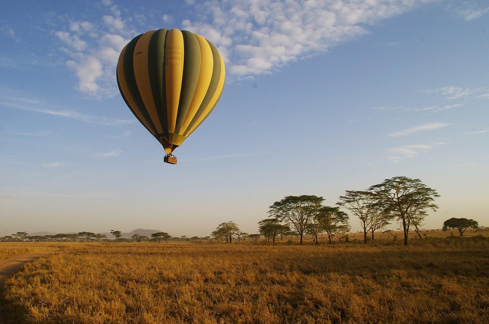 Serengeti-Seronera