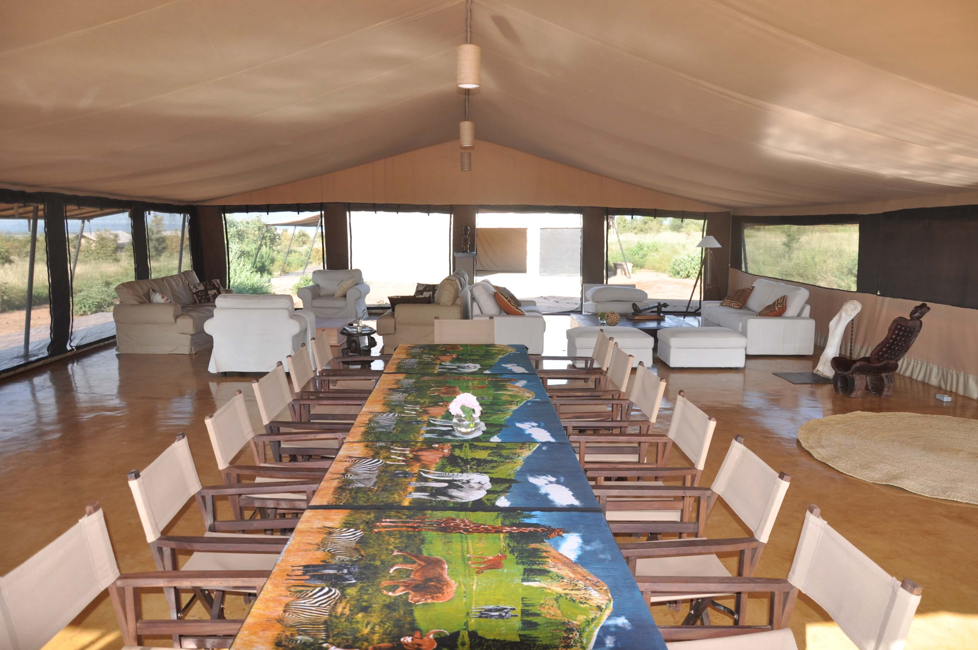 Ecoscience Tarangire Lodge