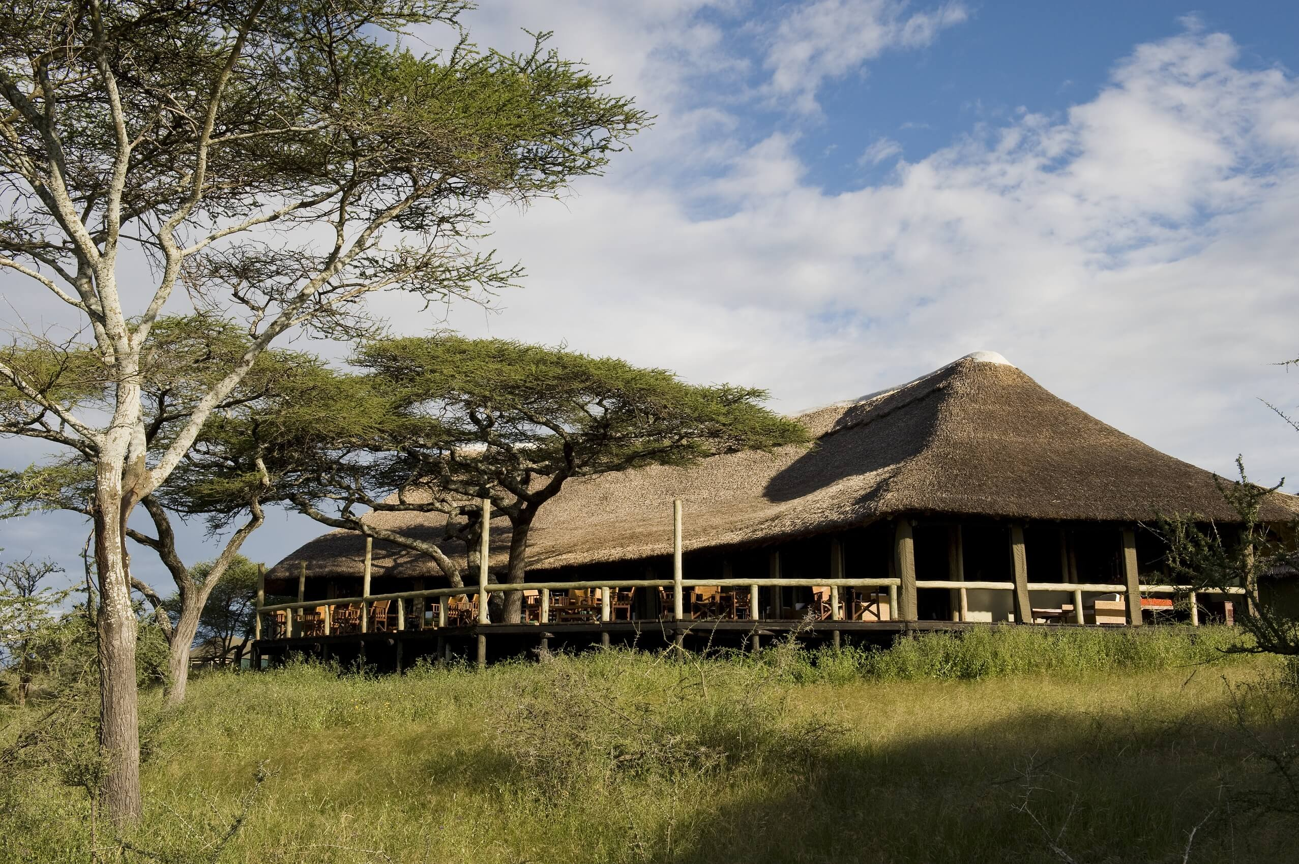 Lake Masek Tented Camp