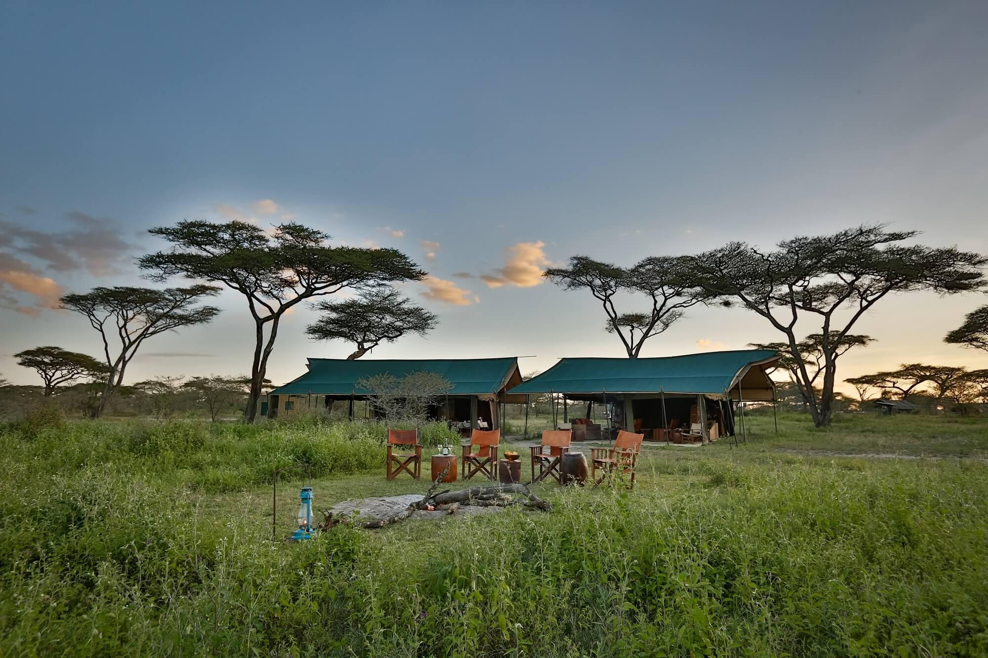 Chaka Serengeti Mara Camp