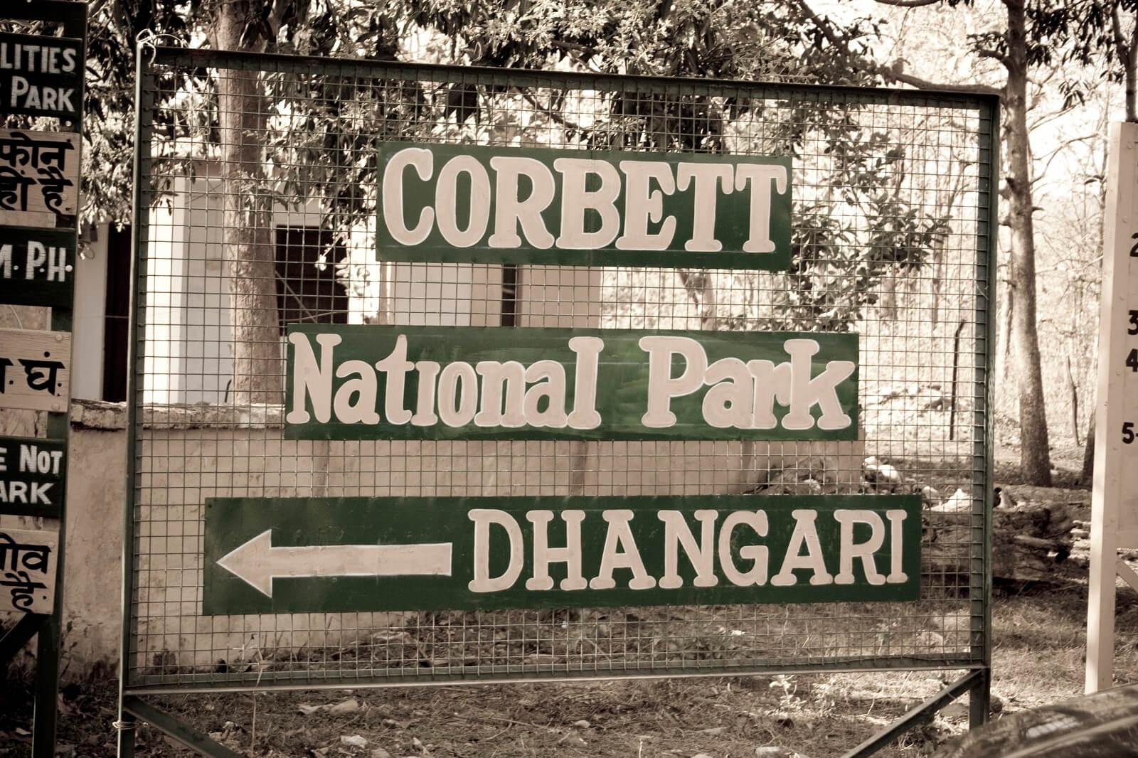 Corbett-Mohan