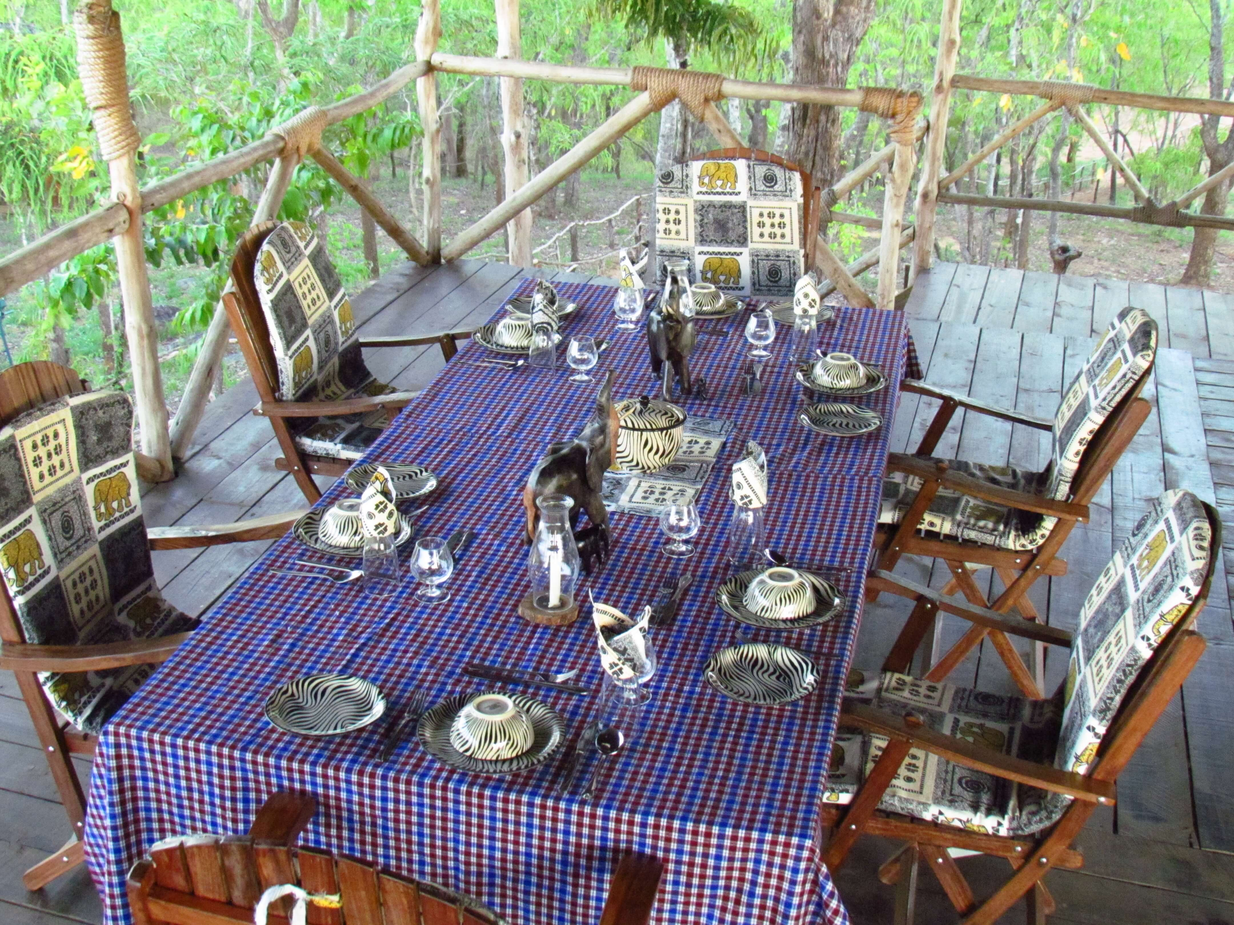 Ndovu Lodge Selous