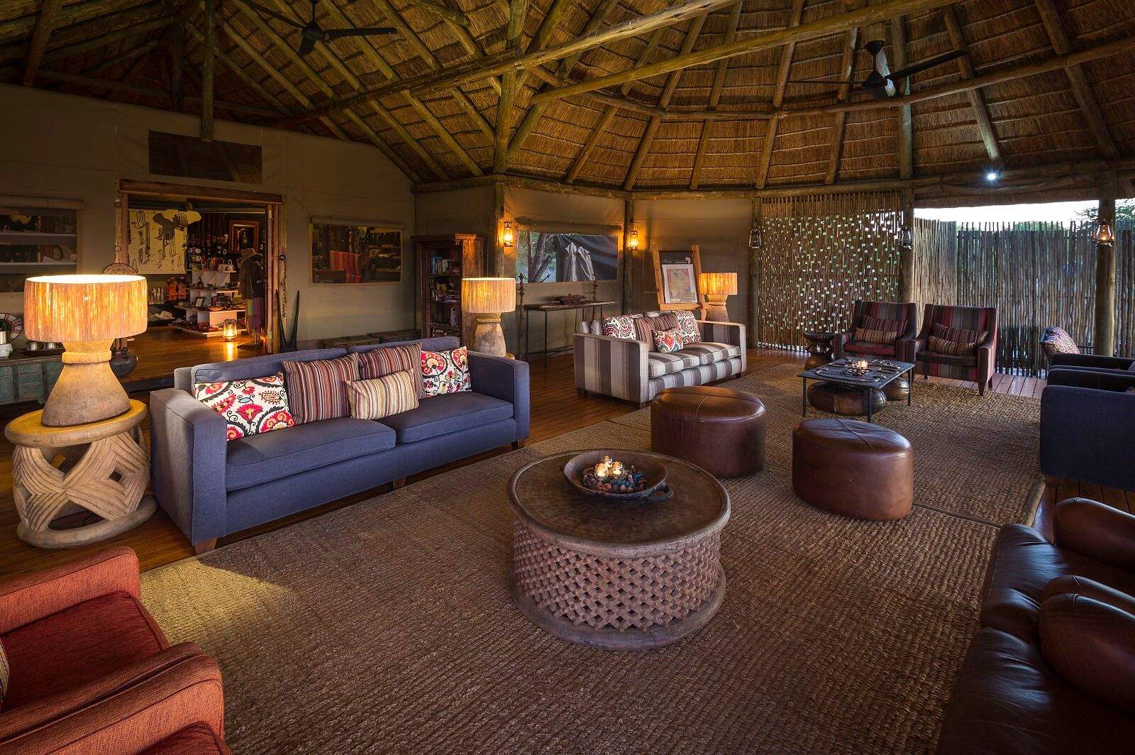 Kalahari Plains Camp