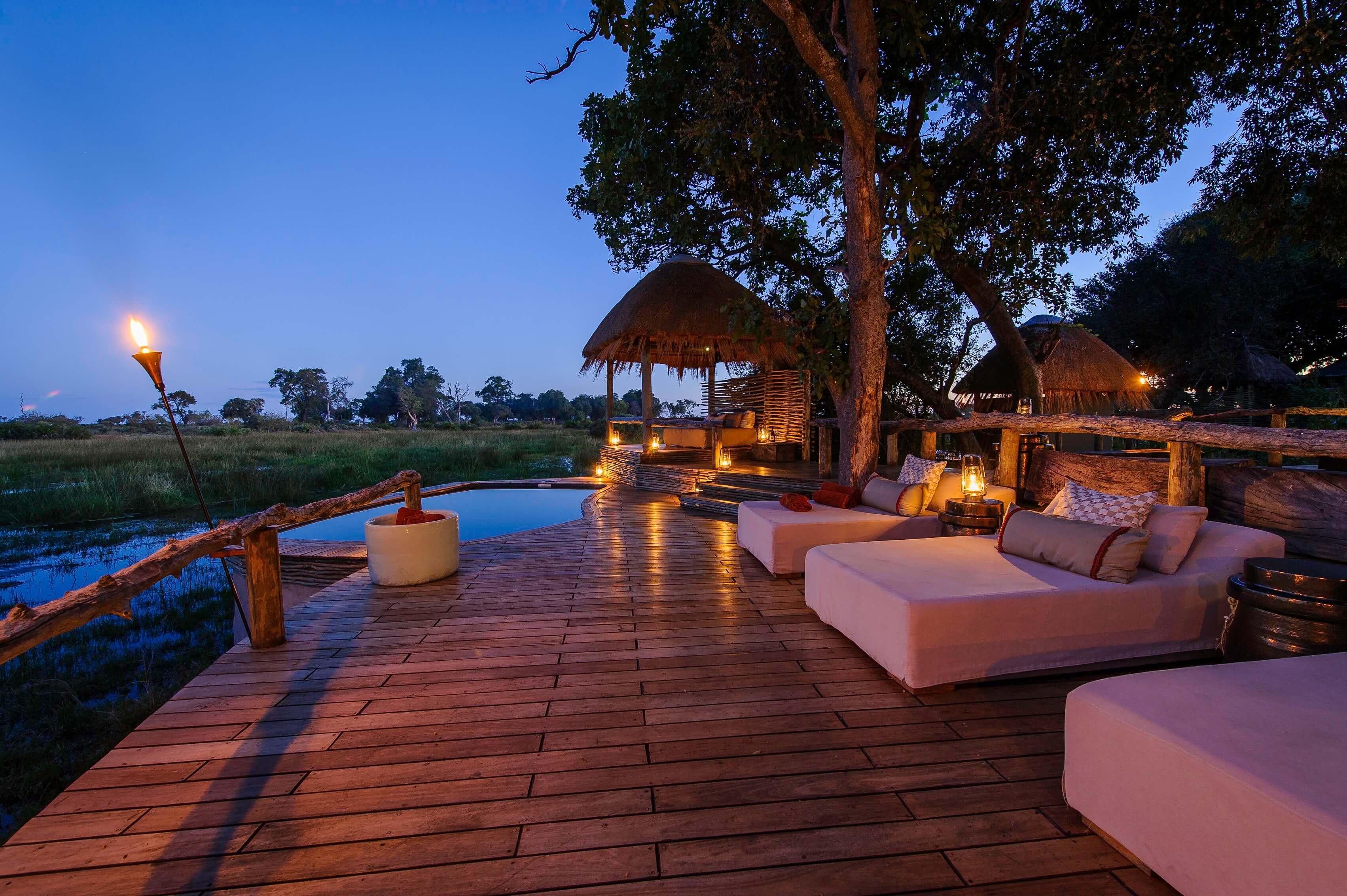 Botswana, Okavango Delta - Zurück zu den Wurzeln im Mombo Trails Camp