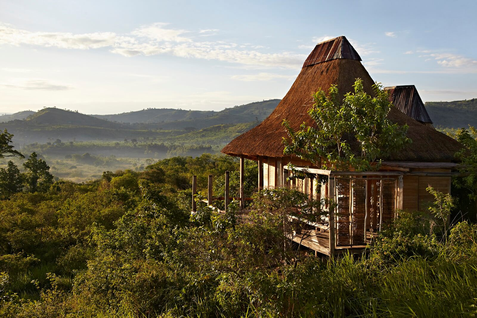 Uganda-Luxussafari