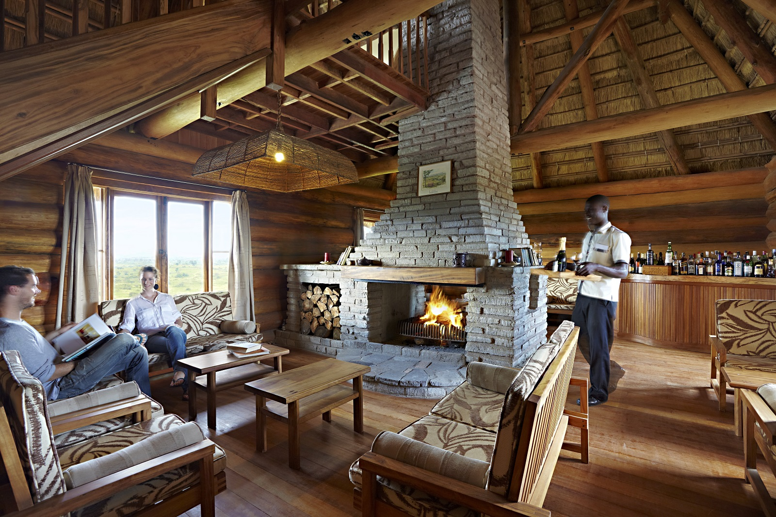 Lake Kyaninga Lodge