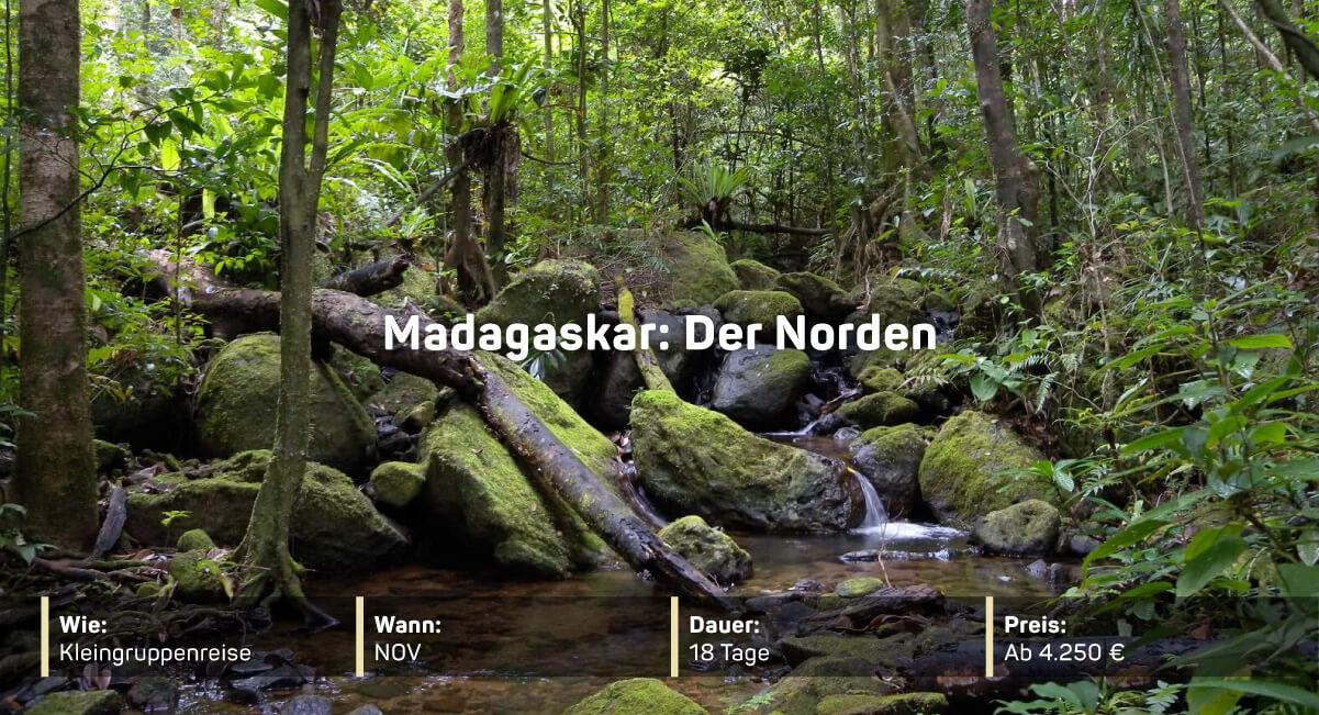 Madagaskar: Der Norden