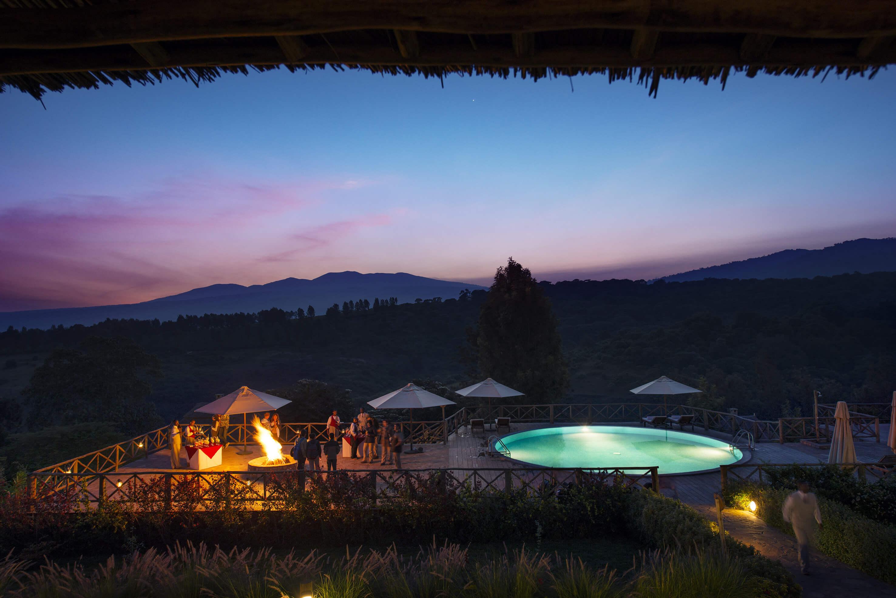 Tansania-Ndutu Lodgesafari