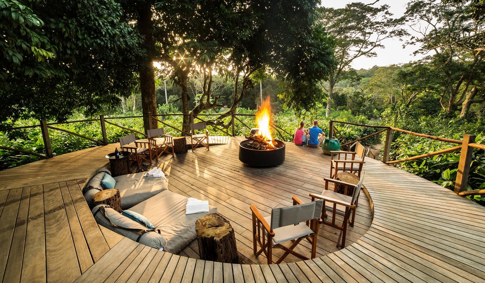 Odzala Discovery Camps – Richtlinie für das Gorilla- Trekking im Ngaga Camp