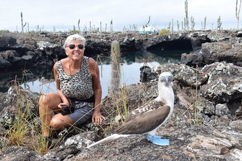 Enric Pages und Gisela Böttcher: Reisebericht Galapagos 23.06.2017
