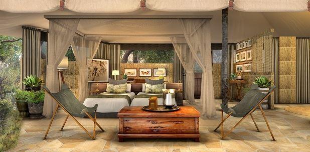 Neueröffnung des Roho ya Selous Camp im Selous-Nationalpark