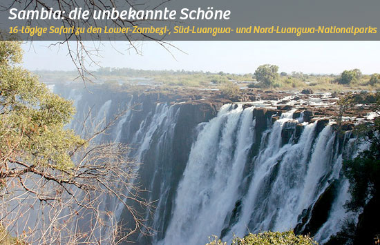 Sambia: die unbekannte Schöne